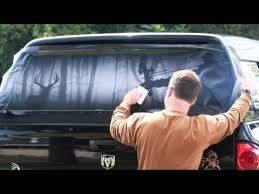 Legendary Whitetails Window Tint Installation Youtube