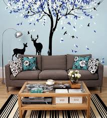 Deer Wall Decals Deer Wall Decal Deer Wall Tree Wall Stickers