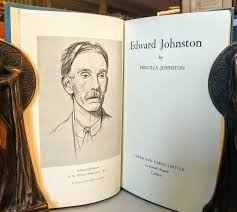 Edward Johnston | Priscilla JOHNSTON | First Edition