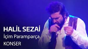 Halil Sezai - İçim Paramparça (Jolly Joker Konseri) - YouTube