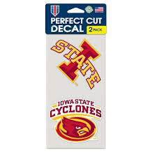 Ncaa Iowa State Cyclones Window Decal Target