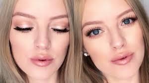 everyday makeup tutorial for fair skin