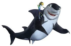 Shark Tale Lenny and Oscar transparent PNG - StickPNG