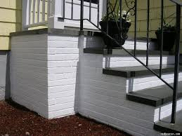 How To Paint Concrete Steps Concrete Paint