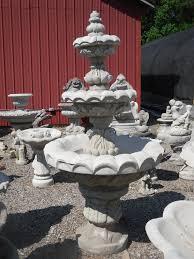 the cement barn concrete lawn ornaments