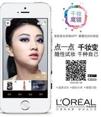 makeup genius app sees success