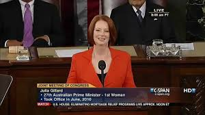 Julia Gillard - U.S. Congress Speech ...