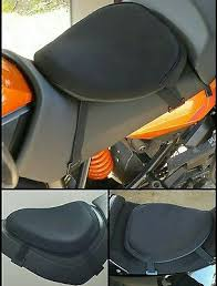 motorcycle seat gel pad cushion