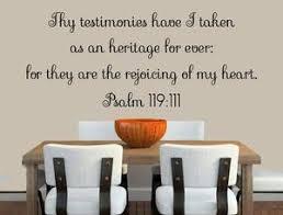 Psalms 119 11 Bible Verse Wall Art Inspirational Wall Signs