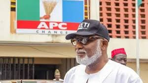 Akeredolu Wins Ondo APC Gubernatorial Ticket