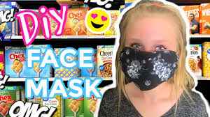 DIY EASY *NO-SEW* Face Mask in MINUTES ...