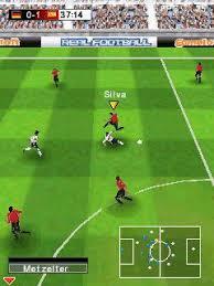 real football 2009 hd symbian game