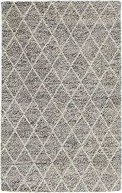 kosas home larson diamond looped wool
