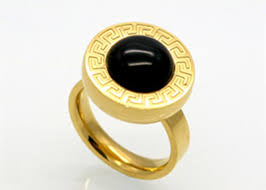 18k gold plated color snless steel