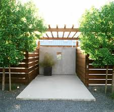 5 Favorites Modern Wooden Garden Gates Gardenista
