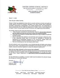 Attention Sanger Unified School District... - The Sanger Scene ...