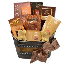 iva chocolate gift baskets
