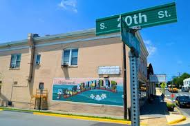 Purcellville Mural Enlivens Town, Sparks Marketing Ploy - Loudoun Now