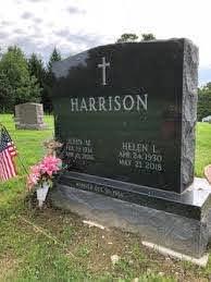 """Helen Louise """"Toodie"""" Skeele Harrison (1930-2018) - Find A Grave Memorial"""