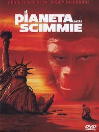 Il Pianeta Delle Scimmie (1968): Amazon.co.uk: charlton heston ...