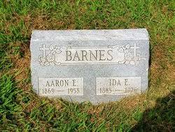 Ida Keling Barnes (1885-1926) - Find A Grave Memorial