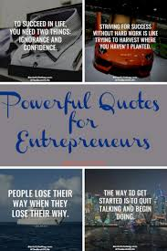powerful quotes for entrepreneurs women men boss babe the