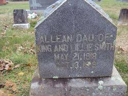 Allean Helene Smith (1918-1918) - Find A Grave Memorial