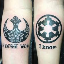 My Wife And I Finally Got Our Star Wars Ink Last Weekhttps I