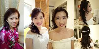 prom hair and makeup singapore