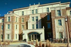 grover e murray residence hall