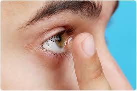 can contact lenses cause headaches