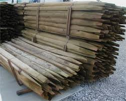 Wood Split Rail Fence Dip Treated Split Rail Fencing Discount Fence Supply