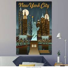 New York Yankees Logo Wall Decal Tags Bedroom Stickers For Walls K L Art Gutscheincode Beautiful Diy Ideas Your Home Design New York Skyline Vinyl Decal Hashtags Birds On A Wire