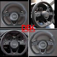 audi a5 b9 steering wheel upgrade car