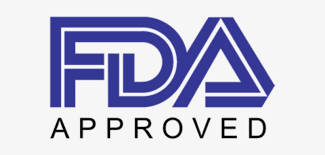 Fda Approved Logo Png Transparent PNG - 600x342 - Free Download on ...