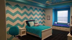 Chevron Wall Modern Kids Dallas By Rooms With Attitude