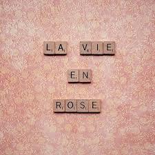 la vie en rose by yustina maria on