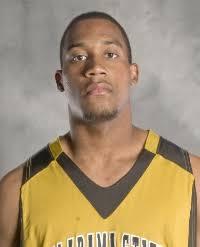 Alabama State Athletics - Byron Walker - 2009-10 Men's Basketball ...