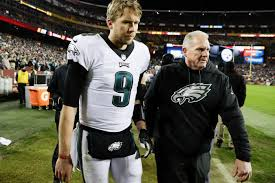 Eagles' Nick Foles to start at quarterback vs. Bears in playoffs