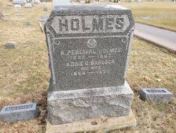 "Adeline C. ""Addie"" Holmes (1864-1937) - Find A Grave Memorial"