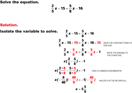 free math worksheets multi step equations