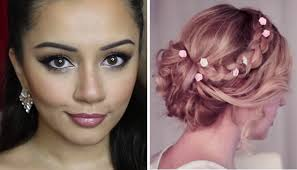 prom worthy makeup and hairstyles you