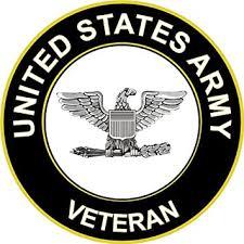 Amazon Com Military Vet Shop U S Army Colonel Veteran Window Bumper Sticker Decal 3 8 Automotive