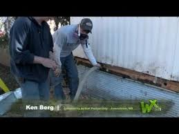 mobile home series insulating the