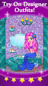 princess fairy mermaid beauty spa