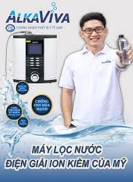 Alkaviva - Máy lọc nước điện giải Ion kiềm giàu Hydrogen của Mỹ - 298  Photos - Product/Service - 175B Cao Thắng, Phường 12, Quận 10, Ho Chi Minh  City, Vietnam 70000