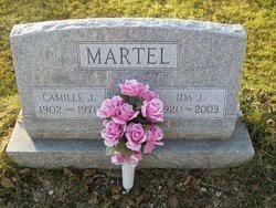 Ida Jordan Martel (1920-2003) - Find A Grave Memorial