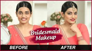 bridesmaid makeup tutorial bridesmaid