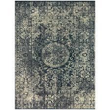 ventimiglia oriental navy blue area rug