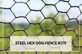 Dog Fence Kits Diy Dog Enclosure Easypetfence